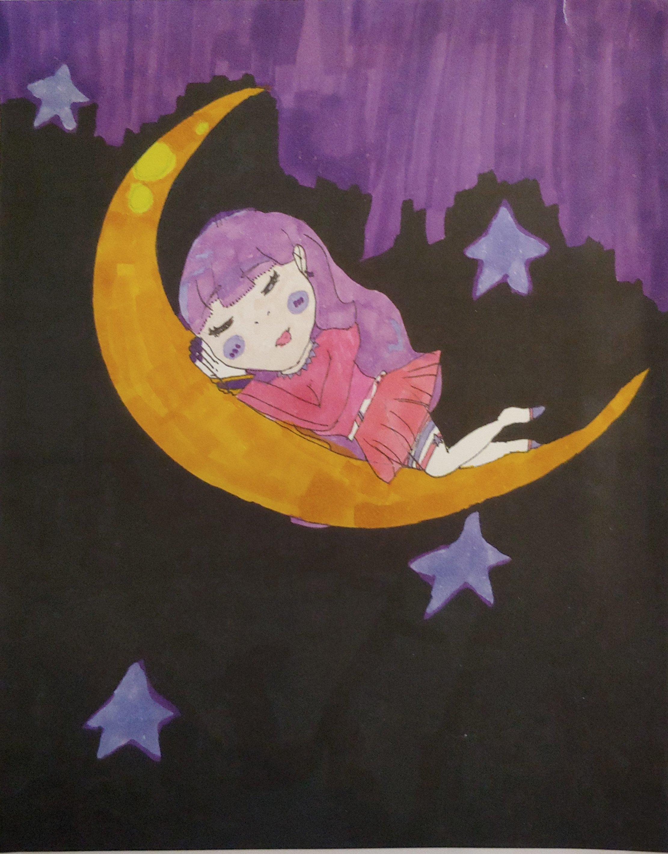 A sleepy night