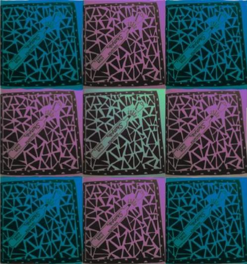 Andy Warhol & Roy Lichtenstein